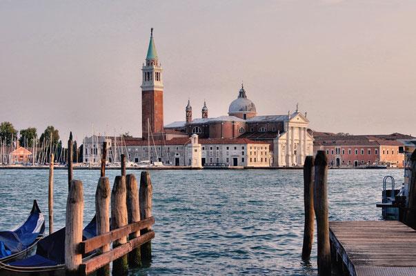 Aussicht auf San Giorgio Maggiore