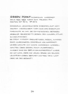 """Beschreibung """"GREEN POINT"""""""