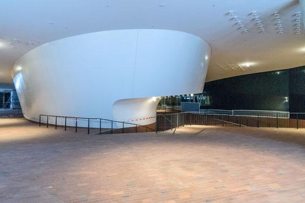 Elbphilharmonie Hamburg Eingangsbereich