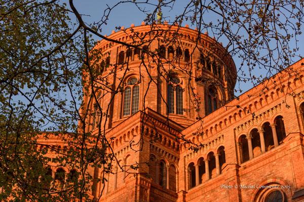 St. Thomas Kirche, Friedrichshain-Kreuzberg, Berlin
