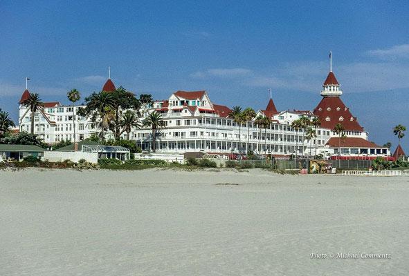 Coronado Beach Hotel, San Diego
