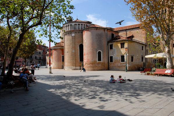 Campo S. Giacomo dell'Orio, Venedig