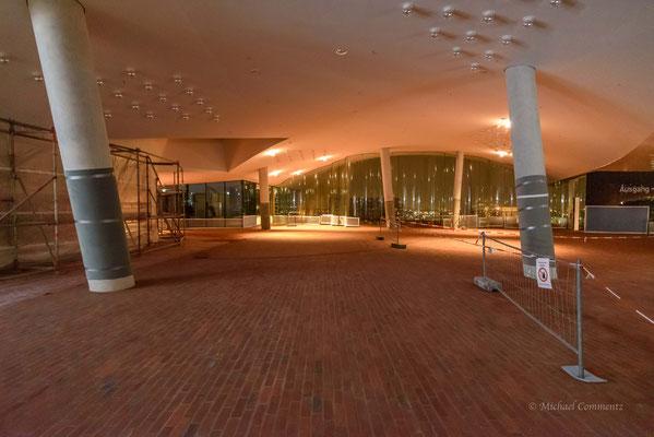 Elbphilharmonie Eingangsbereich