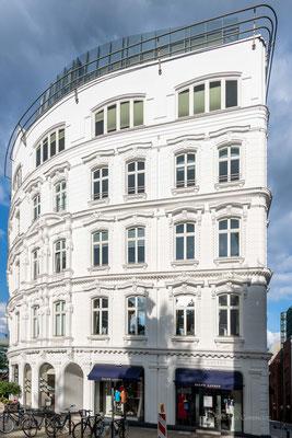 Hamburg; Hohe Bleichen / Ecke Poststraße