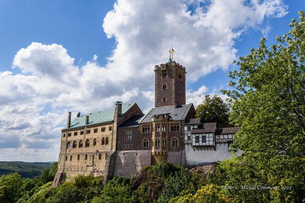 Wartburg, Eisenach / Thüringen
