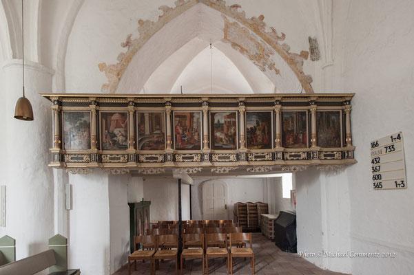 Kirche in Garding, Eiderstedt