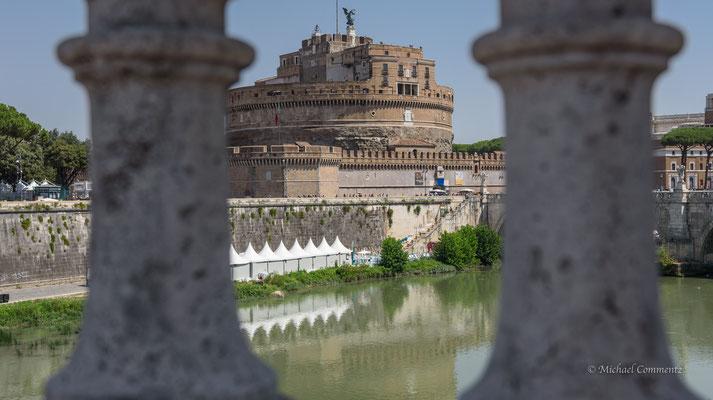 Rom, Castel Sant'Angelo, Engelsburg