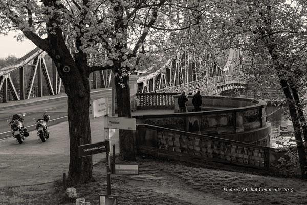 Glieniker Brücke, Potsdam
