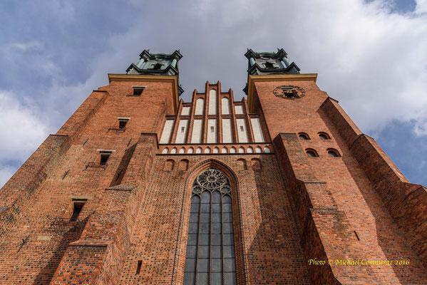 Der Dom von Poznan / Posen