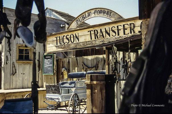 Old Tucson, Westernstadt