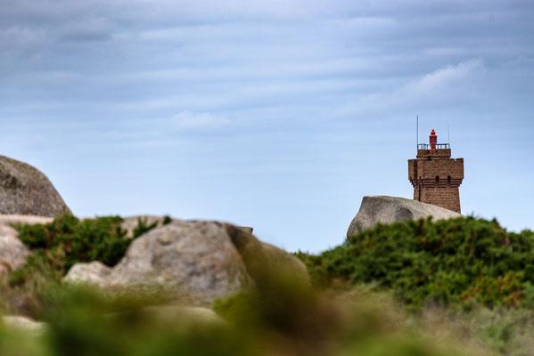 Bretagne, Cote Granite Rose,