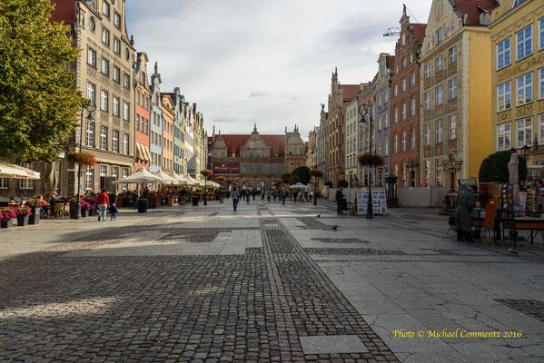Das Grüne Tor in Gdansk / Danzig