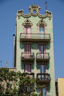 Auf der Plança del Sol, Barcelona