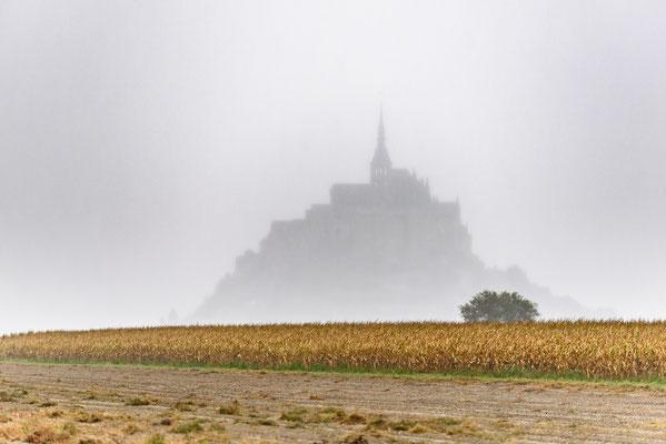 Bretagne, Frankreich, Mont Saint-Michel