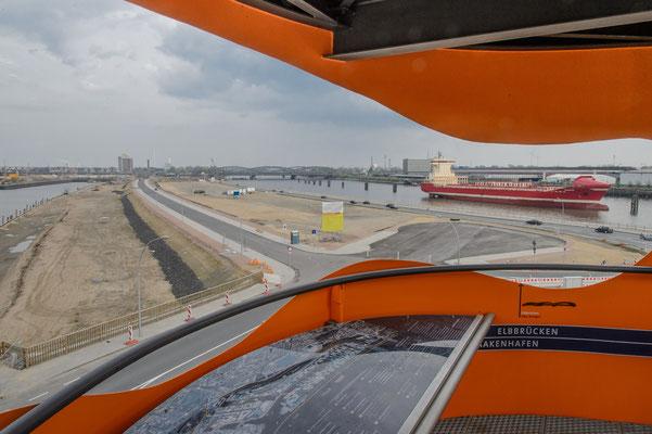 Aussichtsturm Hafencity