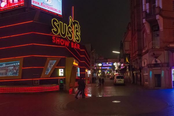 St. Pauli bei Nacht - Große Freiheit