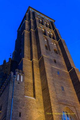 Marienkirche in Gdansk / Danzig