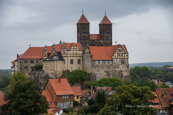 Stift Quedlinburg, Quedlinburg / Sachsen-Anhalt
