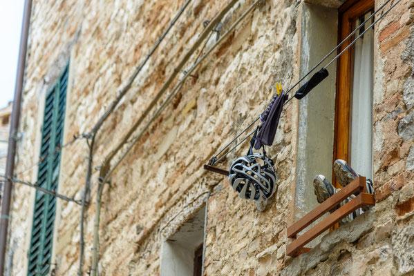 Pause in Urbino, Marken