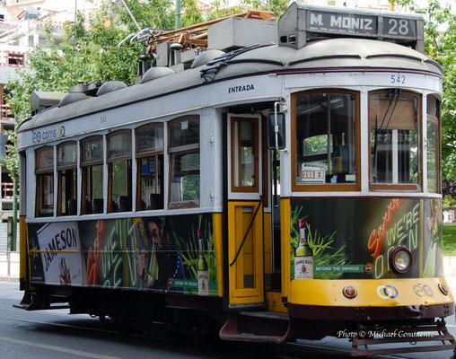 Linie 28, Lissabon
