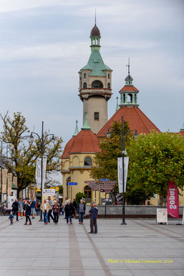 Ehemaliger Leuchtturm in Zoppot / Sopot