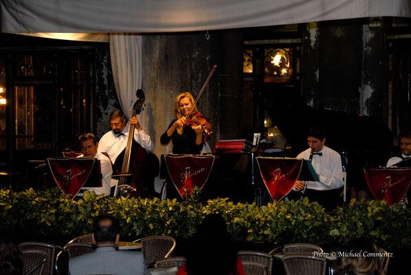 Musikpavillion auf der Piazza San Marco, Venedig