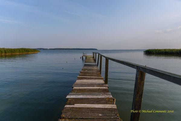 Achterwasser auf Usedom