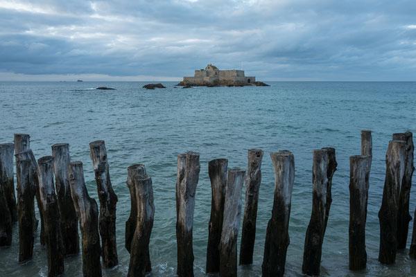 Bretagne, Frankreich, Meer, Saint-Malo,