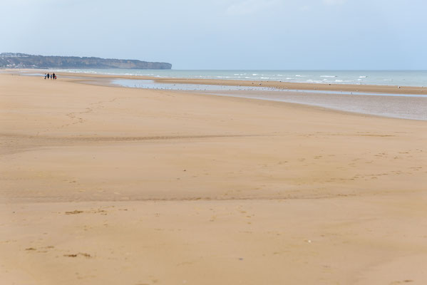 Frankreich, Landungsstrand, Normandie, Omaha-Beach