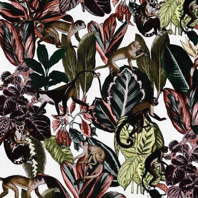 "Joshua Jensen-Nagle, ""Oscar's Jungle,"" archival inkjet print face-mounted to Plexiglass, 23 x 23"" (also available: 34 x 34; 43 x 43; 58 x 58"")"
