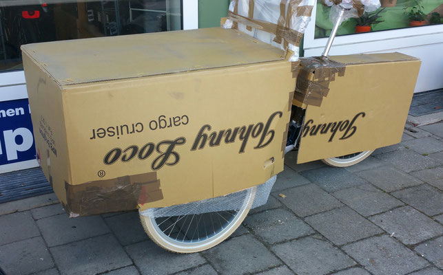 Johnny Loco Cargo Cruiser