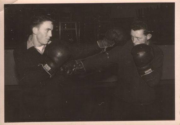 Fred Baier , Rudi Moos