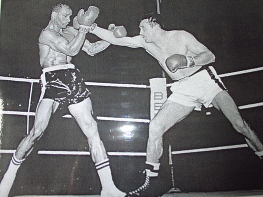 Harold Johnson und Bubi Scholz