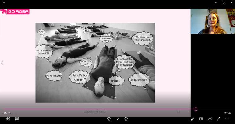 Online Ausbildung Yoga Nidra