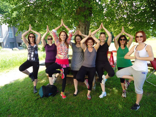 Gruppenreise - Yoga und Mentaltraining