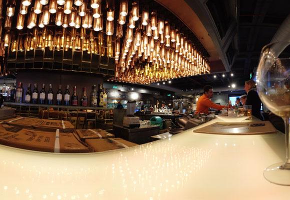 New Delhi Airport Sports Bar