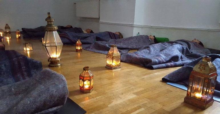 Yoga Nidra - eine mystische Form von mentalem Training