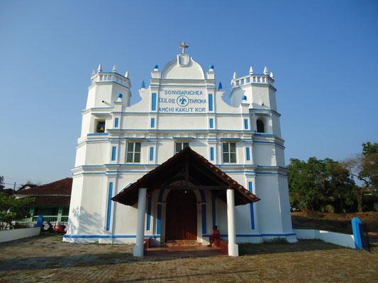 portugiesische Kirchen
