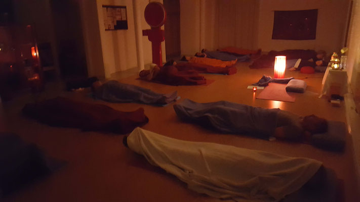 Yoga Nidra Ausbildung in Wien