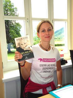 Mentaltrainerin aus Wien Regina Potocnik