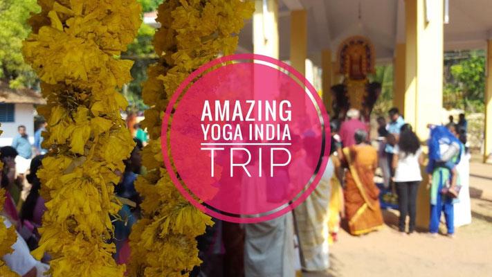 Amazing Yoga India Trip
