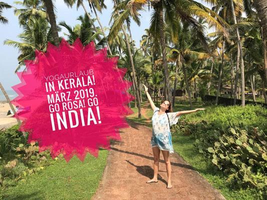 Yogaurlaub in Kerala