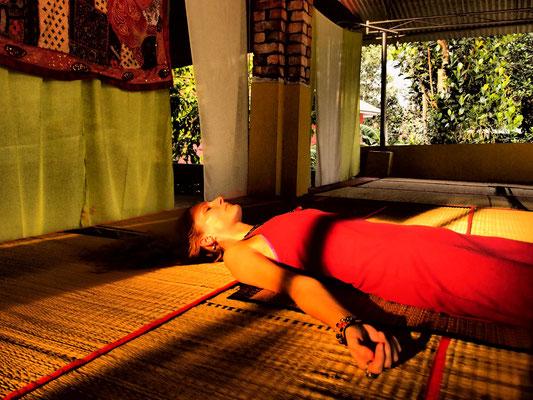 Regina Potocnik - Yoga Nidra in Indien