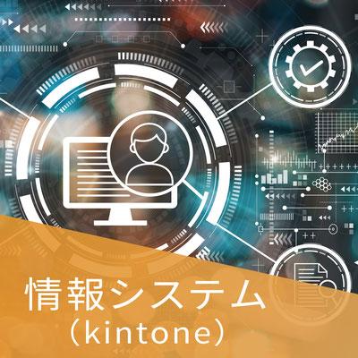 情報システム事業 kintoneの写真