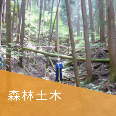 森林土木事業の写真