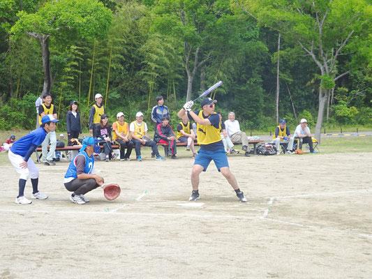 ソフトボール大会の様子3