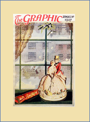 Vision of a Crinoline Christmas, 1927