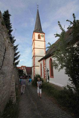 Ortsrundgang an der Stadtmauer