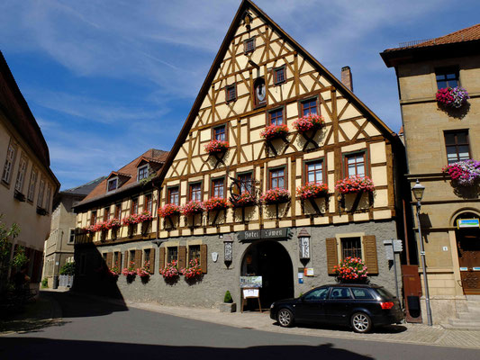 """Das Hotel """"zum Löwen"""""""
