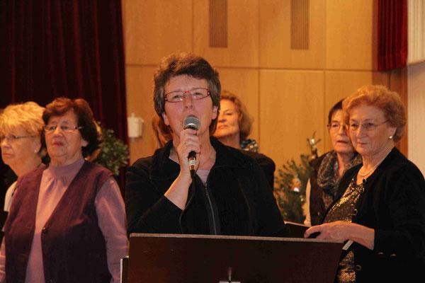 Begrüßungsrede der 1. Vors. Monika Wagner